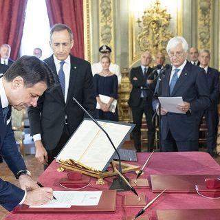 GOVERNO CONTE, RIMPASTO o BANDIERA BIANCA?