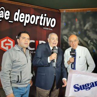 Hoy un dulce programa con la presencia del Poli Toluco en Espacio Deportivo de la Tarde 22 de Septiembre 2020