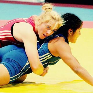 #010 Luz Vázquez, la Lucha Olímpica y las MMA femeninas.