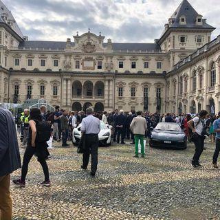 Discorso di inaugurazione del Salone di Torino 2018