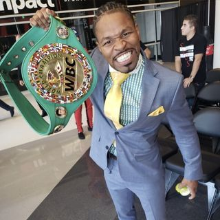 Former world welterweight champ Shawn Porter joins ITC