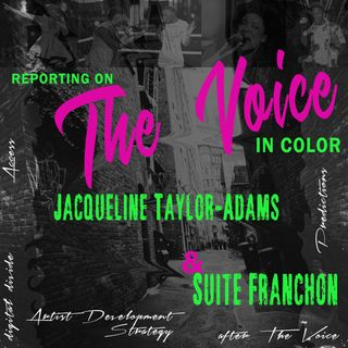 Reporting on The Voice In Color