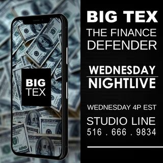 BIG TEX (The Finance Defender) - EP 1 f/ April Wooley and Morlon Greenwood