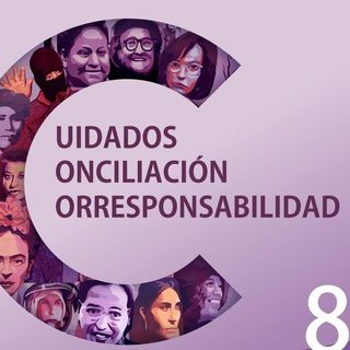 8M: 'Igualdad se escribe con C, cuidados, conciliación, corresponsabilidad'