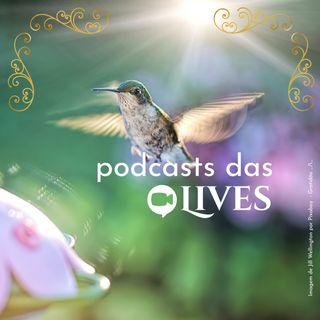 Podcasts das lives com abba Shimoda