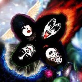 KISS And Roll All Night    12-22-16