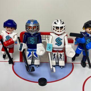 #060 NHL Seattle Kraken Picks Expansion Draft