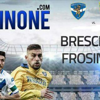 Presentazione di Brescia Frosinone su TMW radio
