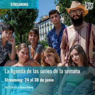 Streaming: Agenda de series del 24 al 30 de junio