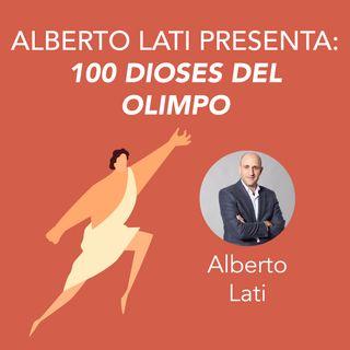 Alberto Lati presenta 100 Dioses del Olimpo