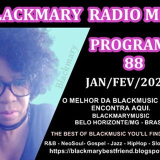 PROGRAMA 88 BLACKMARY RADIOMIX 10022020