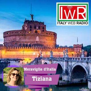 Meraviglie d'Italia con Tiziana