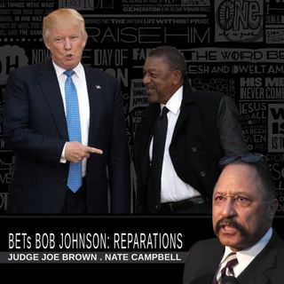 TEMPERS FLARE: REPARATIONS : BOB JOHNSON, OPRAH WINFREY AND JESUS ...