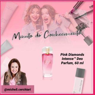 Pink Diamonds Intense™ Deo Parfum, 60 ml