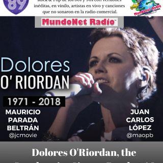 IN MEMORIAM DOLORES ORIORDAN Ruta 89 Lunes 29 de Enero del 2018