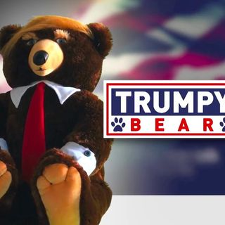 WBR #262 - Is Trumpy Bear is Dumb??