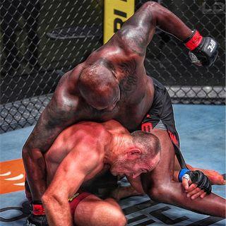Lewis vs Oleinik, UFC Fight Night Vegas 6