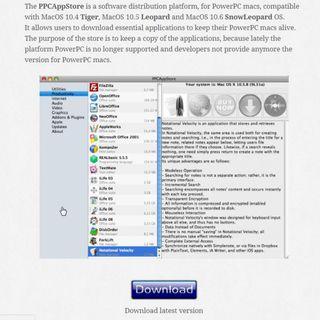 Attrezzi: elenco software per mac e storia degli antivirus