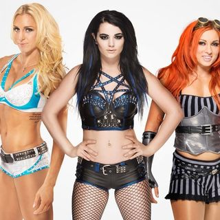 There no WWE Divas Revolution