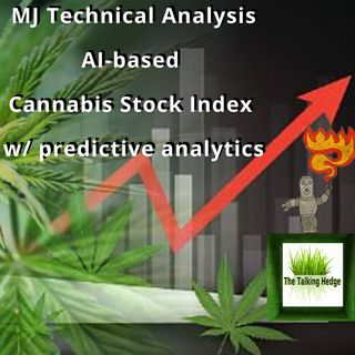 Cannabis Technical Analysis with Predictive Analytics (2019)