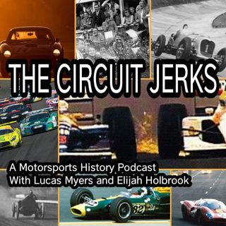 "Episode 11: Eliska Junkova ""The Queen of the Steering Wheel"""