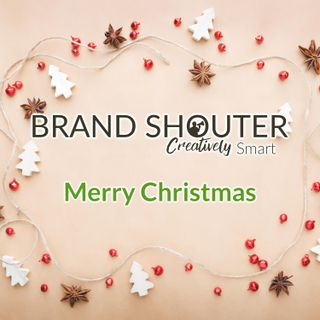 Merry Christmas From Brand Shouter