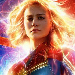 El MAURO PODCAST #1 Captain Marvel