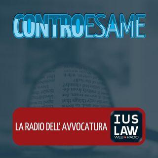 #CONTROESAME: i fatti del giorno, alla prova della verità - Giornalismo e avvocatura: un rapporto in crisi? - Mercoledì 27 Giugno 2018
