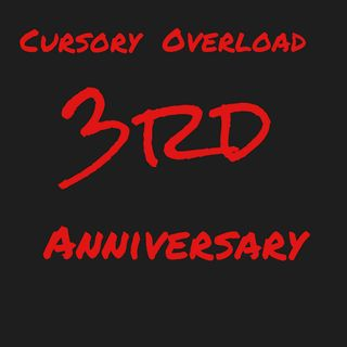 1083-Cursory Overload Turns 3