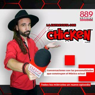 Franco Noriega con Carlos Chicken Muñoz | Entrevista