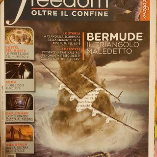 Freedom; Oltre il Confine - Castel del Monte- UN OSSERVATORIO ASTRONOMICO