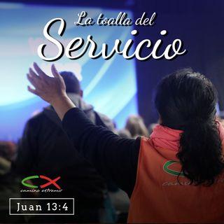 Oración 5 de marzo (La toalla del servicio)