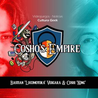 Cosho's Empire #14: ¡El regreso de los Tops!