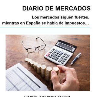 DIARIO DE MERCADOS Viernes 7 Mayo