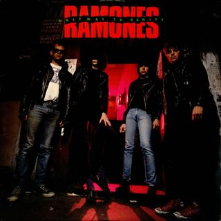 ESPECIAL THE RAMONES HALFWAY TO SANITY 1987 #TheRamones #tigerking #shadowsfx #westworld #uploadtv #starwars #twd #onward #breakingbad