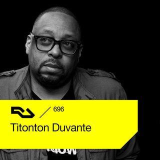 RA.696 Titonton Duvante - 2019.09.30