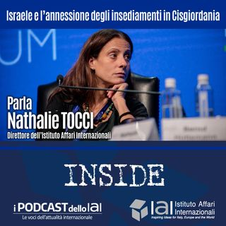 Israele e l'annessione degli insediamenti in Cisgiordania