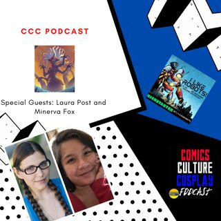 CCC Podcast- August 30, 2021