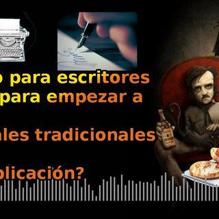Curso de escritura - #2 Editoriales tradicionales o Autopublicación #cronicaspostales