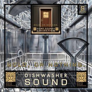 Dishwasher Sound | White Noise | ASMR & Relaxation