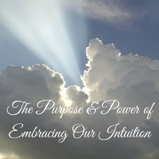 The Purpose & Power of Embracing Our Intuition with Carlenia Springer