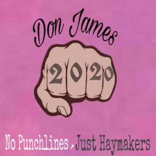 No Punchlines, Just Haymakers