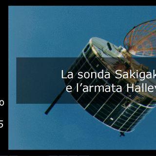 Le storie di Nonno Apollo 75 – La sonda Sakigake e l'armata Halley