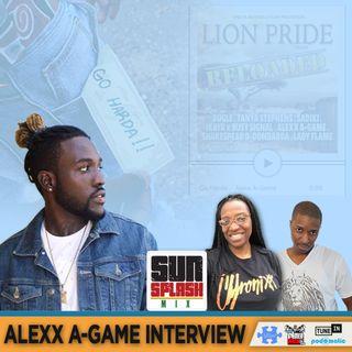 Alexx A-Game Interview