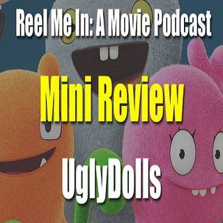Mini Review: UglyDolls