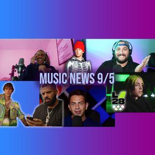 020: Drake's 'Popstar' ft. Bieber • Billie Eilish x Olympics • Twenty One Pilots Canceled?