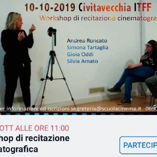 Workshop di Recitazione cinematografica