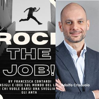 Episodio 19 con Adolfo Criscuolo  Executive VP HR & Org @ The Lane Construction Corporation