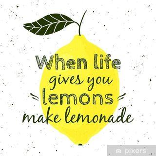 Come cogliere le occasioni della vita con un limone (TRATTO DA VIDEO)