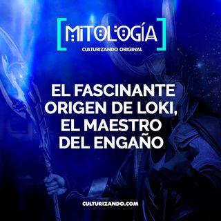 El fascinante origen de Loki, el maestro del engaño • Mitología - Culturizando
